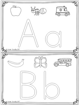 Easy to Use Task Cards for Kindergarten by Kinder Doodles