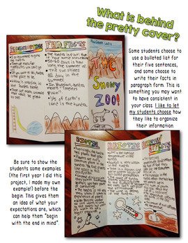 Ecosystems Brochure Research Project By Little Lovely Leaders TpT