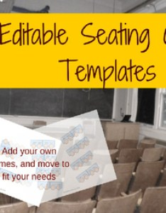 also editable seating chart templates by science in the city tpt rh teacherspayteachers