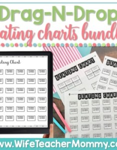 Editable seating chart templates just drag  drop also by wife teacher rh teacherspayteachers