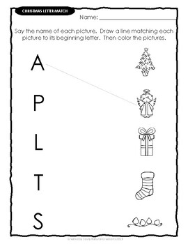 Elementary CHRISTMAS Worksheet Variety Pack by Souly