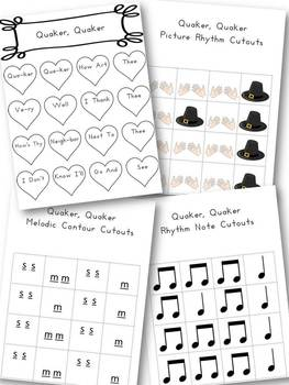 Elementary Music File Folder Games: Collection No. 4 by