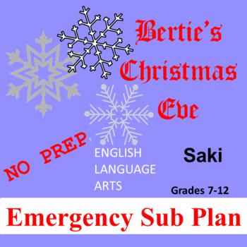 emergency sub plan ela