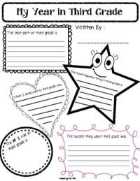 End Of The Year Reflection Worksheet (FREE) by Kimberly ...