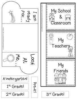 End Of Year Lapbook / Memory Book! Create A Keepsake Of