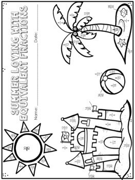 End of Year Math Activities (4th Grade) by Jennifer