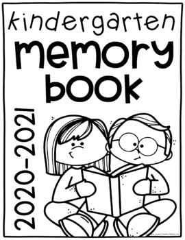 End of Year Memory Book {Editable} by Mrs Jones' Creation