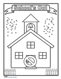 End Of The Year Coloring Pages Worksheets & Teaching