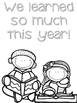 End of the Year Coloring Pages and Summer Pages by