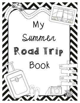 End of the Year Math Road Trip Project *St. Louis* by