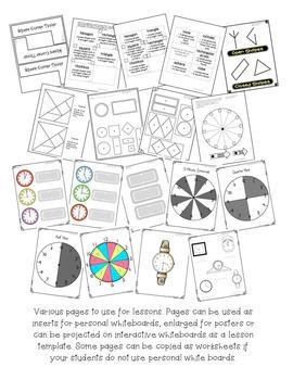 Engage NY / Eureka Math Mod 5 Teacher & Student Materials
