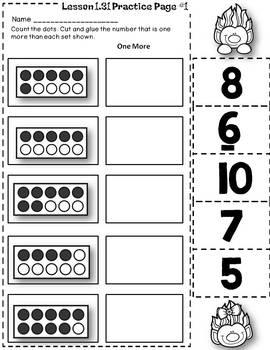 Engage NY Eureka Math Module 1 Topic G Lessons 29-32 Kindergarten