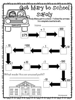 Engage NY Math, 2nd Grade, Module 5, Fun Supplemental