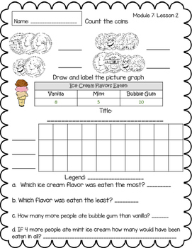 Eureka Engage NY Supplemental Practice Pages Grade 2