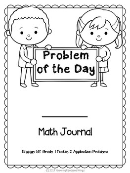 EngageNY Math Journal Grade 1 Module 2 by Growing Roots