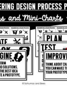 Engineering design process stem posters and mini anchor charts also tpt rh teacherspayteachers