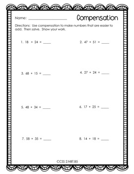 Envisions Math Topic 3 Second Grade Common Core by Happy