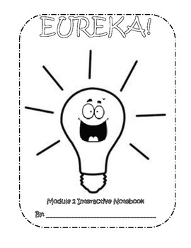 Eureka Math Module 2 Interactive Notebook by Carrie