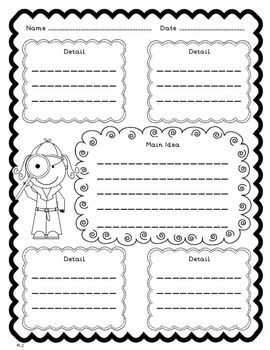 Learning to Write About Informational Text aligned with