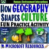Human Environment Interaction Worksheets Amp Teaching