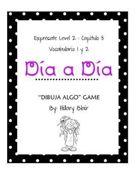 En Casa Con La Familia Capitulo 5 Vocabulario 1 Worksheet