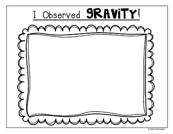 FORCE and MOTION.and Gravity! {Science Journal} for