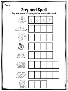 FREE 2nd Grade At-Home Learning Packet by Learning At The