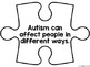 FREE Autism Awareness Month Bulletin Board Kit by The