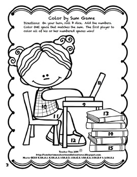 Back to School Coloring Sheets 1st Grade 2nd Grade