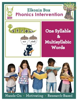 Phonics Intervention for Multisyllabic Words {FREE} by