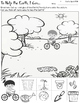FREE Earth Day Speech Language Worksheet Activity by