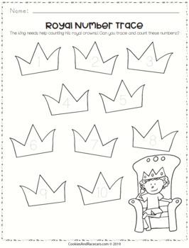 FREE Fairy Tale Worksheet Pack PreK/Kindergarten (7 Pages