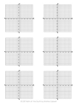 free graph paper coordinate