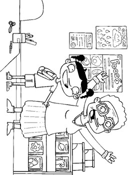 FREE STEM Activities: Science Astronaut Space Coloring