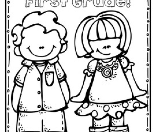 Free Welcome To School Coloring Pages For Back To School By