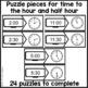 FREEBIE! Digital & Analog Clock Center: Telling Time