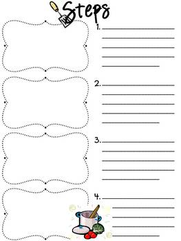 FREEBIE! Download Sample of How-To Writing Paper Pack by