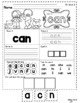 FREEBIE! McGraw-Hill Wonders Kindergarten Phonics and