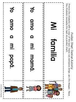 Lectura guiada! Spanish guided reading mini-book and