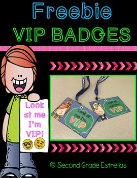 freebie vip badges