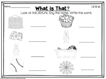 2nd Grade Phonics: Resources for multisyllabic words