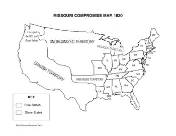 Failed Compromises Unit: Missouri Compromise, Compromise