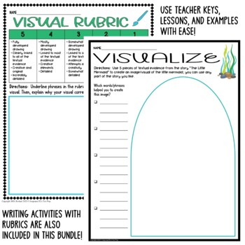 Fairy Tales Unit Reading Comprehension Passages and