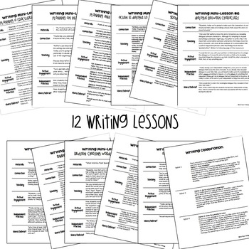 Fairy Tales Writing Unit {Lesson Plans, Activities, and