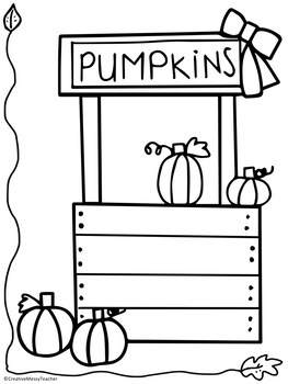 fall coloring pages # 33