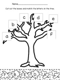 Letter Matching Uppercase And Lowercase Teaching Resources