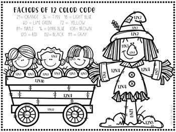 12 Multiplication Sundae Worksheet Sketch Coloring Page