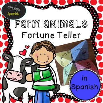 farm animal fortune teller