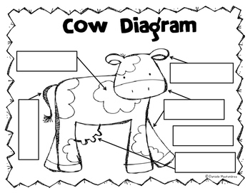 Farm Animal Reports- Informational Non-Fiction Report