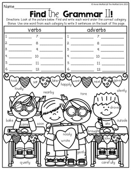 February NO PREP Math and Literacy (2nd Grade) by The